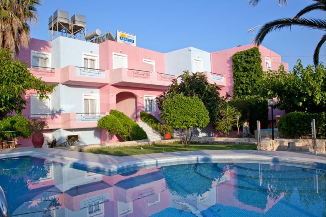 anatoli beach hotel kavros georgioupolis kreta With katzennetz balkon mit hotel vantaris garden kreta